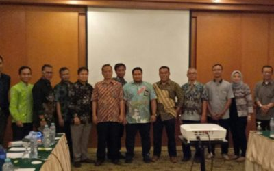 Penandatangan MoU antara Yayasan Visi Nusantara Maju dengan Direktorat Pembinaan Sekolah Dasar Kementerian Pendidikan dan Kebudayaan Republik Indonesia