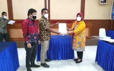 Penyerahan SK Pendirian Institut Teknologi dan Bisnis Visi Nusantara (ITB VINUS) Bogor